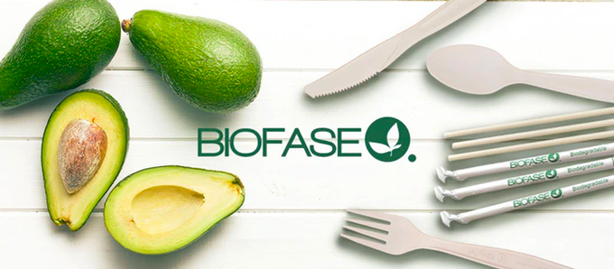 Biofase Straws & cutlery