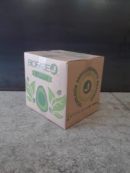 kartonnen doos biofase